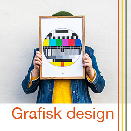 grafisk design prøvebillede